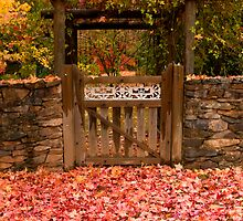 Autumn Gateway by Jared Revell