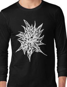 Abstract 4 Long Sleeve T-Shirt