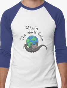 Baby Alduin Men's Baseball ¾ T-Shirt