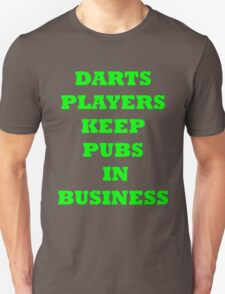 Business darts T-Shirt
