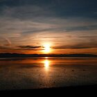 Abel Tasman Sunset by Magee