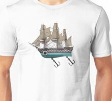 To catch a sea monster Unisex T-Shirt