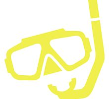 Yellow Snorkle Gear by kwg2200