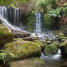 Horseshoe Falls - Tasmania by Paul Campbell  Photography