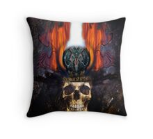 KING! Throw Pillow