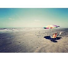 Beach Day Photographic Print