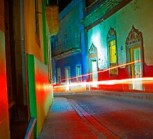 Guanajuato Night by Skip Hunt