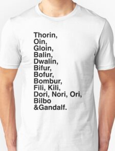 Thorin&co - light background version T-Shirt
