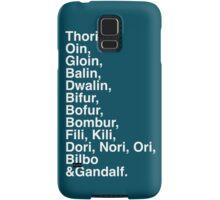 Thorin&co Samsung Galaxy Case/Skin