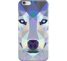 Crystal Wolf  iPhone Case/Skin