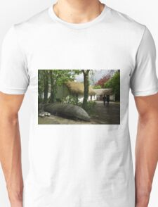 Stepping Back in Time - Bunratty Folk Park Unisex T-Shirt