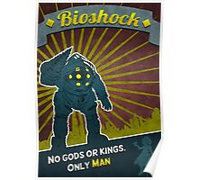 No Gods Or Kings, Only Man Poster