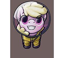 Hi! I'm [MORE OBNOXIOUS] Puppysmiles!  Photographic Print