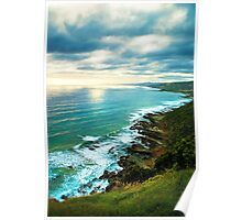 Great Ocean Road I Poster
