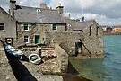 The Lodberry, Lerwick by Richard Ion