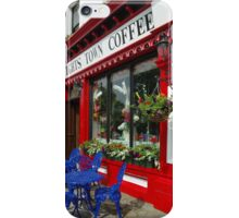 Knights Town Coffee Ireland iPhone Case/Skin