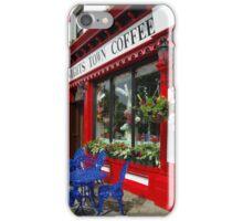 Knights Town Coffee Ireland iPhone Case/Skin