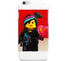 Wyldstyle Valentines iPhone Case/Skin