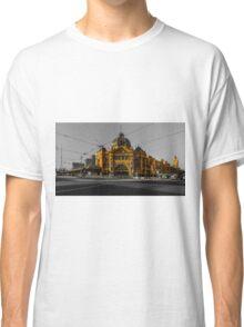 Flinders Street Station Classic T-Shirt