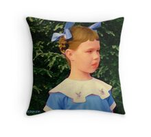 Child Prodigy Throw Pillow