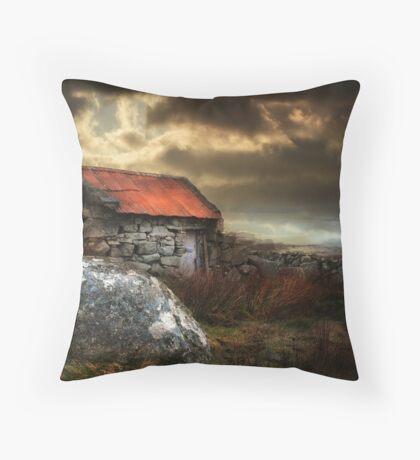 The Storehouse Throw Pillow