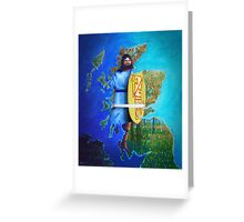 Pictland Greeting Card