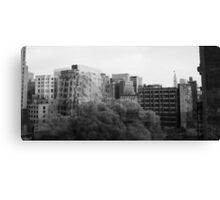The National Building Canvas Print