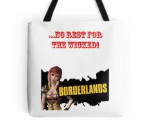 ...No rest for the wicked! Tote Bag