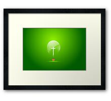 GROWTH... Framed Print