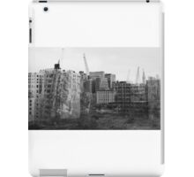 Block Bounded by 13th Street, Broad Street, Arch Street and Race Street iPad Case/Skin