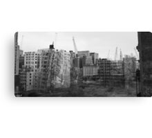 Block Bounded by 13th Street, Broad Street, Arch Street and Race Street Canvas Print