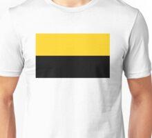 Saxony Anhalt germany flag Unisex T-Shirt