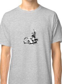 BMX versus SUV Classic T-Shirt