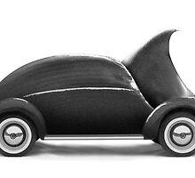 Rhino beetle by John Medbury (LAZY J Studios)