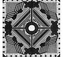 The Black Keys Photographic Print