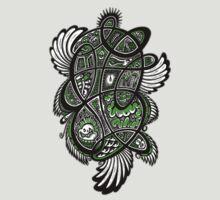 Chaosbird by siXsiXsiX