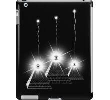 Secrets of the Pyramids b iPad Case/Skin