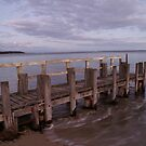 Balnarring Pier by melbourne