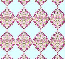 Damascus Pattern 1 by Heaven7