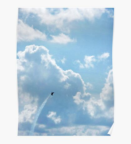 Touch the Sky Poster