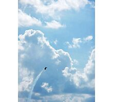 Touch the Sky Photographic Print