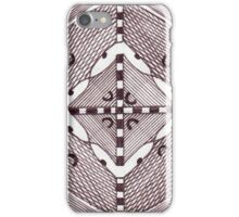 Upside Down Face iPhone Case/Skin