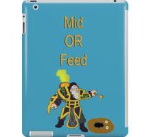 Dota 2-Lone Druid (Mid OR Feed phrase)  iPad Case/Skin