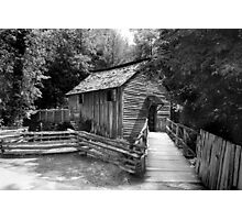 Cable Mill Photographic Print