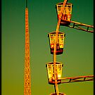 Inspired Ferris Wheel by Andrew Wilson
