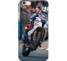 Michael Dunlop iPhone Case/Skin
