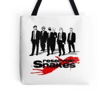 Reservoir Snakes Tote Bag