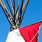 tipi by Bruce  Dickson