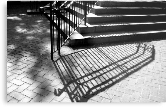 Step Shadows ^ by ctheworld