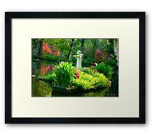 Garden Delight © Framed Print